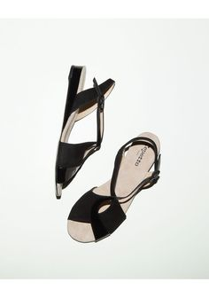 Repetto Phedre Cross Strap Sandals.