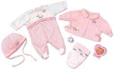 Новорожденная девочка - одежда для нее