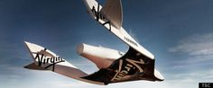 Virgin Galactic SpaceShip by huffingtonpost: As a suborbital spaceship, SpaceShipTwo will zoom to an altitude of 62 miles (100 kilometers) to the edge of space, then freefall to Earth to give passengers a few minutes of weightlessness, a view of thedarkness of space and the curvature of Earth below before returning to the ground. #Space_Travel #huffingtonpost #Virgin_Galactic_Spaceship_Two