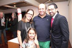 Luciana Philipp, Roberto Eid , Fernando Eid e Manuela Eid