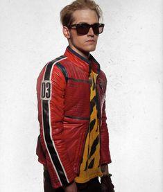 My Chemical Romance Kobra Kid Leather Jacket