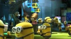 Despicable Minions, via YouTube.  And why we love them <3