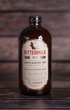 Bittermilk- No. 5 Charred Grapefruit Tonic
