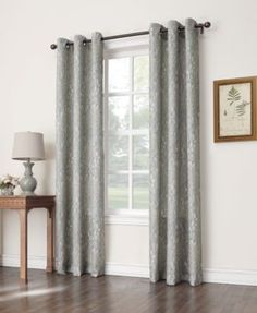 """No. 918 Whitley Grommet Curtain 48"""" x 63"""" Panel"""