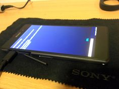 Leaked images of unknown Sony Smartphone hints Xperia Z1 variant aka Sirius. #Sony #SonyXperiaZ2 #Smartphones2014 #MWC2014