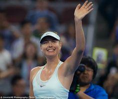 Maria Sharapova, Yuri, Tennis Players Female, Captain Hat, Crushes, Sporty, China, Beautiful, Girls