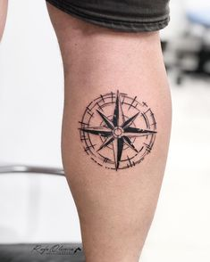 Time Tattoos, Leg Tattoos, Body Art Tattoos, Tatoos, Great Tattoos, Small Tattoos, Tattoos For Guys, Pirate Tattoo, Unusual Tattoo