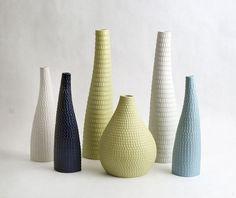 Stig Lindberg - reptile vases