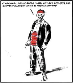 El nacionalismo se queda corto... Viva el provincialismo!! (2013-11-04)