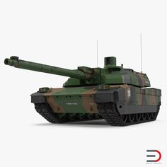 AMX-56 Leclerc French Main Battle Tank