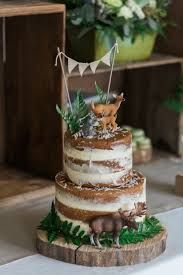 Image result for naked birthday cakes - minimalist