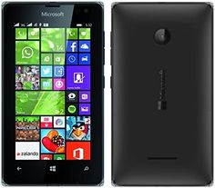 Buy Microsoft Lumia 532 UNLOCKED RM-1032 Dual Sim Windows Phone 2G GSM 850/900/1800/1900MHZ, WCDMA 850/900/1900/2100MHZ (Black) NEW for 48 USD | Reusell