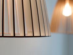 TEIA IUMI DESIGN Leuchte aus Holz by IUMIDESIGN on Etsy
