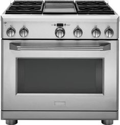 10 Easy Pieces Freestanding 36Inch Kitchen Ranges  Kitchen Inspiration Range Kitchen Decorating Design