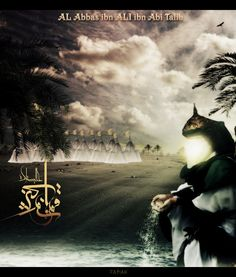 Abbas ibn ALI IBN Abi Talib by mustafa20.deviantart.com