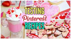 PINTEREST Analyzed RECIPES | VALENTINE'S Doing work day TREATS - MAXEAT - http://howto.hifow.com/pinterest-analyzed-recipes-valentines-doing-work-day-treats-maxeat/