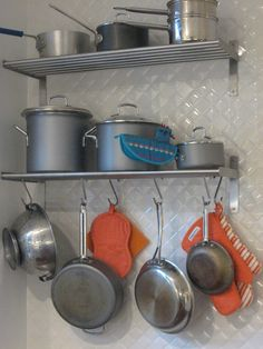 Pots and Pans - I think I'll need these