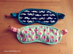 DIY: Schlafmasken nähen - Handmade Kultur