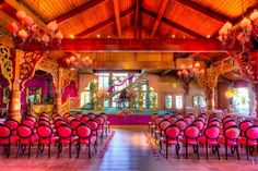 wedding at the madonna inn