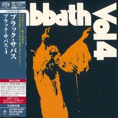 Black Sabbath – Vol. 4 (1972) [Japanese Limited SHM-SACD 2012 # UIGY-9095] {PS3 ISO + FLAC} Black Sabbath, Music Posters, Albums, Japanese, Mini, Japanese Language