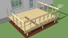 Slik bygger du terrasse | Komplett byggeguide fra Bergene Holm AS - Bergene Holm
