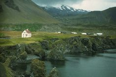 Hellnar, Iceland / photo by Kristina Petrosiute