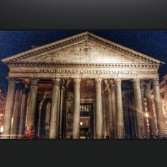 Pantheon, Rome Rome, Louvre, Italy, Building, Travel, Construction, Voyage, Trips, Traveling