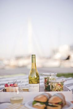 It is officially summer and what better way to celebrate than with a picnic? We've crafted a fun, fresh menu that captures the fresh flavors of summer.