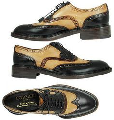 Forzieri: The gorgeous shoe worn by Nucky Thompson...in the opening credits of Boardwalk Empire!