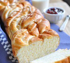 Pain au lait | Envie de bien manger http://www.enviedebienmanger.fr/