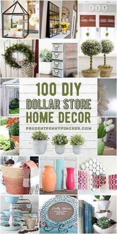 Diy Crafts For Home Decor, Diy Garden Decor, Cheap Home Decor, Tree Crafts, Diy Home Projects Easy, Homemade Home Decor, Easy Home Decor, Home Decor Store, Garden Crafts
