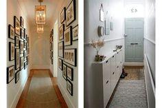 Cuando alguna de Nosotras vamos a decorar nuestro hogar se suele pensar principalmente en la cocina, el dormitorio, el salón, el recibidor y en el baño. Pero la mayoría no piensan en los pasillos que suelen ser los grandes olvidados. Nosotras os diremos cómo podéis decorar esta parte de la casa