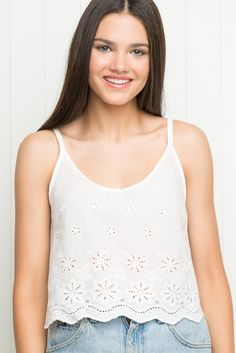 Brandy ♥ Melville | Libby Tank - Just In