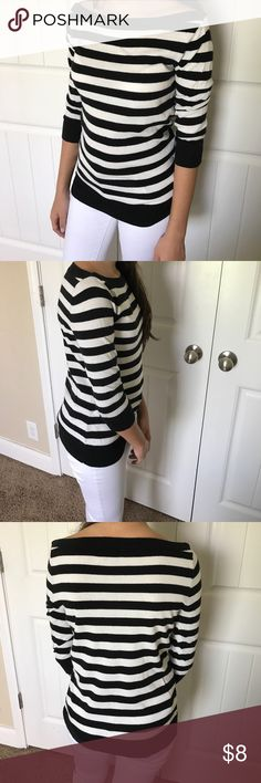 Forever 21 top Forever 21 striped top. Comes in size S. Forever 21 Tops