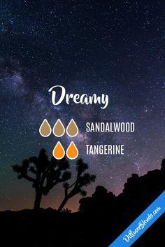 Dreamy - sandalwood and tangerine