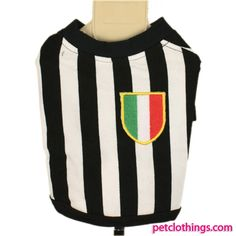 Juventus T-Shirts for Dogs