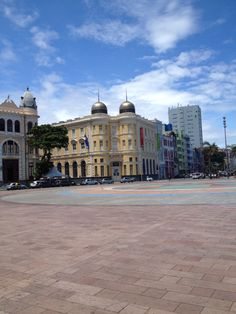 Marco Zero. Recife PE