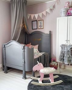 Kids room I Mommo design Baby Bedroom, Girls Bedroom, Deco Kids, Daughters Room, Kids Room Design, Little Girl Rooms, Kid Spaces, Kids Decor, Room Inspiration