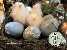 We provide an abundance of nests for spring decor