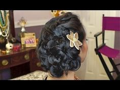 I'm so excited that this look will be featured in the 2013 issue of TeenProm! Try this elegant hairdo at your next special event!!!  EASY VOLUMINOUS WAVES! http://www.youtube.com/watch?v=VSHErUcDJ6E  Daily Vlog Channel: http://www.youtube.com/itsjudyslife    Tresemme Tresemme Thermal Creations Heat Tamer Spray:  http://amzn.to/USi61Y    Conair Instant ...