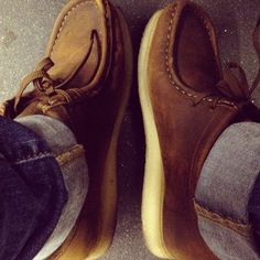 #Clarks #wallabees Instagram photo by @jackfacekillah