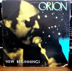 ORION - NEW BEGINNINGS - ARON RECORDS RDR-13 - (Jimmy Ellis)