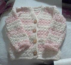 Cotton baby cardigan