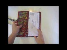 Junk Envelope Journal - YouTube