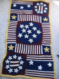 Hooked crochet free star applique crochet pattern