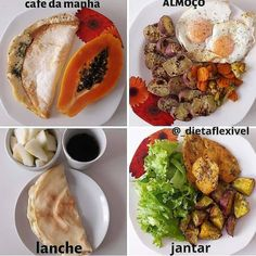 Likes, 43 Comments - Successful Diets - Weight Loss💪 (Diet Di . - Slim Down - Comida Recetas Desserts Sains, Clean Eating, Healthy Eating, Healthy Lifestyle, Vegan Recipes, Food And Drink, Cooking, Ethnic Recipes, Dieta Fitness