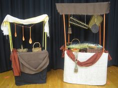 stage prop ideas for aladdin jr - Google Search
