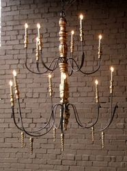 Chateau Chandelier | Solaria Lighting