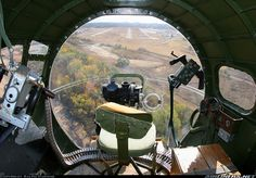 Inside the B-17 Flying Fortress