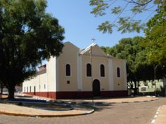 Church from Cuiabá